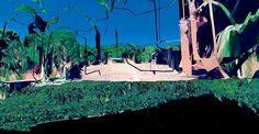 Robert Bean, Remote Sensing 2, 2015, Circuit Gallery