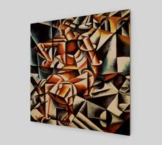 Each wood print is unique due to the natural qualities of each individual panel of wood. Stretched Canvas Prints, Canvas Art Prints, Canvas Wall Art, Fine Art Prints, Expressionist Artists, Abstract Expressionism Art, Wall Art For Sale, Art Prints For Sale, Wood Canvas