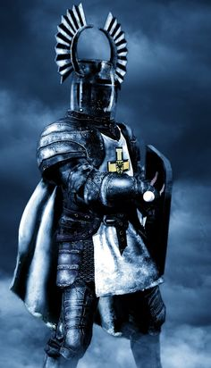 Knight of the Teutonic Order by LordHayabusa357 on DeviantArt
