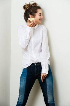 So ein Fruchtsalat! Farbige Jeans für gute Laune » ANOUK Fashion
