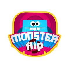 Monster Flip logo