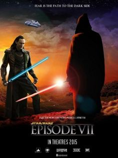 Star Wars: The Dark World. I got confused when i went to see the new Thor movie...