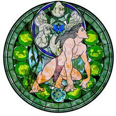 Dive into the Heart of Tarzan by Naitsabes89 on deviantART