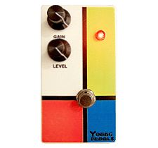 'stijl fuzz' pedal by young pedal co. #pedal #guitar