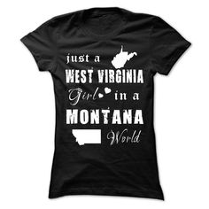 (Top Tshirt Choice) WEST VIRGINIA MONTANA at Tshirt Family Hoodies, Funny Tee Shirts