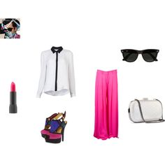 """ by electropalec on Polyvore"