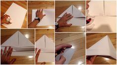 how to fold a sailor hat | All you need is a broad sheet of paper - about the size of half a ...