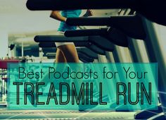 These five podcasts are guaranteed to help your workout fly by!