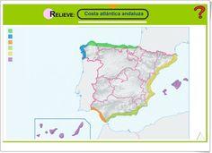 Costas españolas (Editorial Anaya) Costa Atlantica, Social Studies, Editorial, Socialism, Science Area, Teaching Resources, Learning, Sociology, Social Science