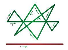 The Midas Star - Reiki Abundance and Prosperity Symbol