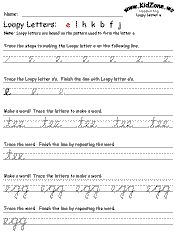printable cursive handwriting practice worksheets for all letters Cursive Writing For Kids, Cursive Handwriting Sheets, Printable Handwriting Worksheets, Teaching Cursive, Cursive Writing Worksheets, Cursive Letters, Penmanship, Teaching Phonics, Improve Handwriting