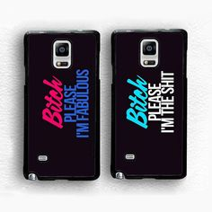 Find More Phone Bags & Cases Information about 2pcs/lot Bitches Please I'M…