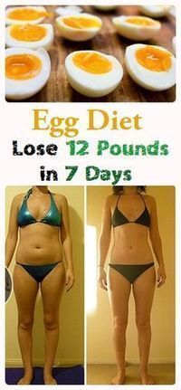 This egg diet for weight loss is so EASY to FOLLOW and YOU CAN LOSE up to 12 pounds in a week! http://the50shadesofgreypdf.org/how-i-lost-12-pounds-in-one-week-with-this-weird-egg-diet/