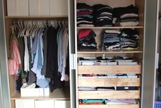 7 Tipps zum Kleiderschrank aufräumen