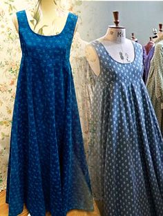 RARE vintage laura ashley wales maxi smock corduroy floral dress uk 8 10 U.S 4-6