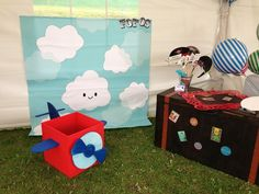 Airplane Birthday Party Ideas | Photo 1 of 11 | Catch My Party