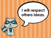 Forest Friends Classroom Rules by Blue Duck Teaching
