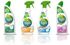 Bio Right - 100% natuurlijk biologische reinigingsproducten