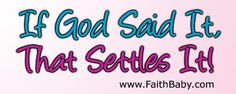Christian Clothing | Faith Baby | Please share with those you love!
