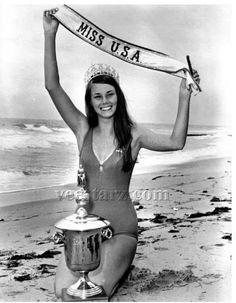 Miss USA 1971 - Michele Marlene McDonald - Pensilvania