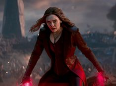 Find images and videos about gif, Avengers and elizabeth olsen on We Heart It - the app to get lost in what you love. Wanda Marvel, Marvel Cinematic, Marvel Heroes, Captain Marvel, Marvel Avengers, Scarlet Witch Marvel, Fogo Gif, Witch Gif, Wanda And Vision