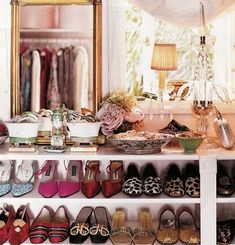 8 Out-of-the-Box Ways to Organize Your Shoes!
