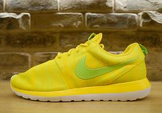 Nike Roshe Run NM: Breeze/Yellow/Volt