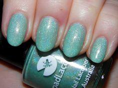 Lilypad Lacquer My Enchantmint