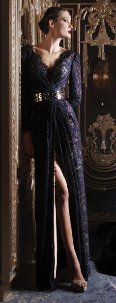 rami kadi #black #lace
