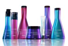 A groundbreaking treatment that reverses hair damage through professional hair science for long lasting results. Loreal Professionnel, Cosmetic Design, Perfume, Hair Shop, Cosmetic Packaging, Hair Repair, Bottle Design, Protective Hairstyles, Damaged Hair