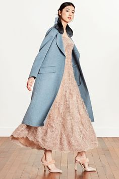 Dennis Basso Resort 2019 New York Collection - Vogue