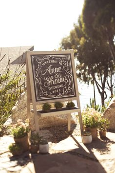 Custom Chalkboard Lettering Sign by EpicLayers on Etsy, $180.00