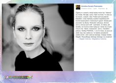 """Korwin Piotrowska składa życzenia Cieleckiej: """"Ma talent, osobowość, wielką prawdę"""""""