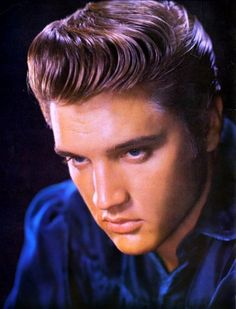 """Elvis Presley LMT Photo Shoot - Photo used on the 45rpm single sleeve of """"Don't/I Beg of you"""" (47-7150) - released in January 1958."""