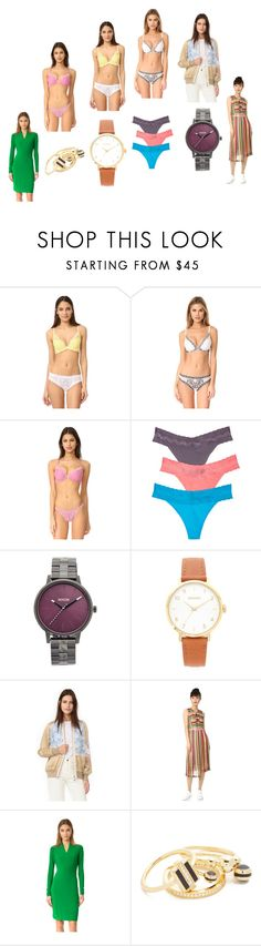 """""""hot summer sale"""" by kristen-stewart-2989 ❤ liked on Polyvore featuring Natori, Nixon, N°21, Norma Kamali, Noir Jewelry and vintage"""