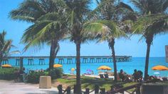 Deerfield Beach, Florida! I really miss florida
