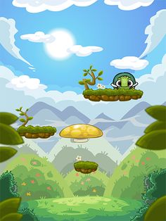 """my new game """"Roll Turtle"""" prototype art :) - Welcome to the GameSalad forum!"""