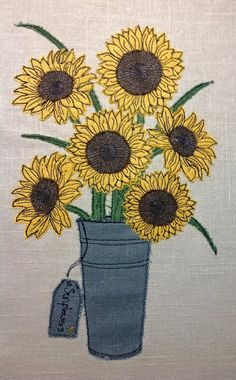 Log in to your Etsy account. Freehand Machine Embroidery, Free Motion Embroidery, Free Motion Quilting, Embroidery Applique, Machine Embroidery Designs, Flower Applique Patterns, Applique Templates, Applique Designs, Quilt Patterns