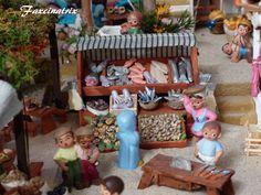 . Nativity Scenes, Birth, Miniatures, Xmas, Blue Prints, Manualidades, Nativity Sets