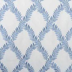 My Fabric Connection - Highland Court Fabric 300029H 55 Gloria Cornflower, $126.98 (http://www.myfabricconnection.com/highland-court-fabric-300029h-55-gloria-cornflower/)