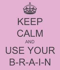 """CAN EVERYONE PLEASE STOP WITH ALL THE """"KEEP CALM"""" CRAP// ITS BY FAR GETTING OLD AND ANNOYING!!! WHO WANTS TO KEEP CALM ALL THE TIME ANYWAY?!     USE YOUR BRAIN AND STOP THE MADNESS// THANK U!!!"""