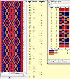 24 tarjetas, 3 colores, repite secuencia 2F-2B-4F-4B // sed_71༺❁