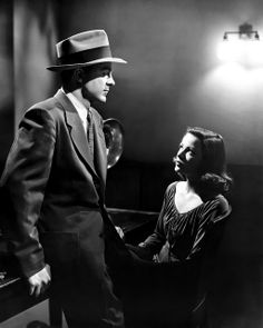 """LAURA"" (1944) Gene Tierney"