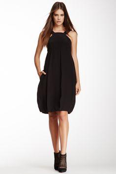 Wool & Silk Blend Dress on HauteLook