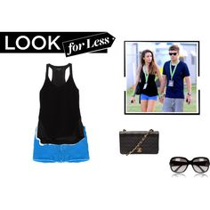 """The Look for Less: July Edition"" by panorina on Polyvore"
