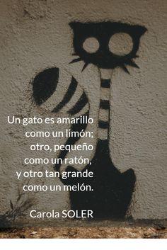 Poema de Carola Soler - #comparativos / construcción de #otro // by Pablo https://buffer.com/pablo