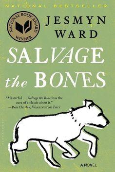 "<i><a href=""http://www.amazon.com/Salvage-Bones-Novel-Jesmyn-Ward/dp/1608196267"" target=""_blank"">Salvage the Bones</a></i> by Jesmyn Ward"
