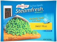 Birds Eye Steamfresh Vegetables Sweet Peas 10 8 Ounce Frozen 1 71