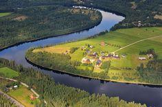 Klarälven, Värmland.