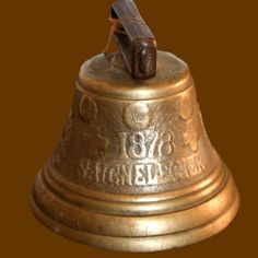 Each bell is cast from bronze in the pattern of the famous 1878 Saignelegier bell, which, legend tells, comes form the town of the same name. Description from terrilewis1.com. I searched for this on bing.com/images